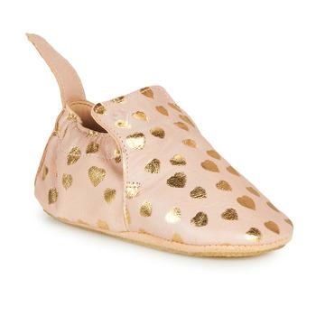鞋子 儿童 拖鞋 Easy Peasy BLUBLU 玫瑰色