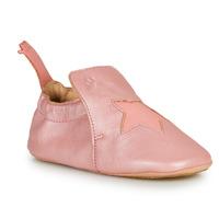 鞋子 儿童 拖鞋 Easy Peasy BLUBLU ETOILE 玫瑰色