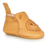 鞋子 儿童 拖鞋 Achile BLUBLU LION 棕色