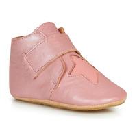 鞋子 女孩 拖鞋 Easy Peasy KINY ETOILE 玫瑰色