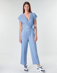 衣服 女士 连体衣/连体裤 Vero Moda VMLAURA 蓝色 / 米色