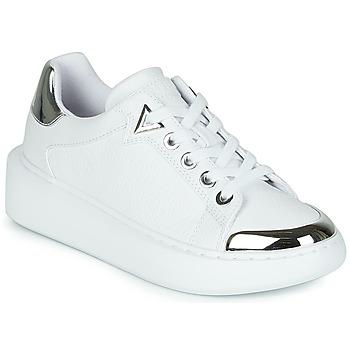 鞋子 女士 球鞋基本款 Guess BRANDYN 白色