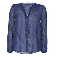 衣服 女士 衬衣/长袖衬衫 Ikks BR13035 海蓝色
