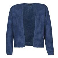 衣服 女士 羊毛开衫 Ikks BR17015 海蓝色