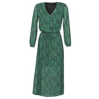 衣服 女士 长裙 Ikks BR30095 绿色
