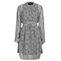 衣服 女士 短裙 Ikks BR30165 灰色