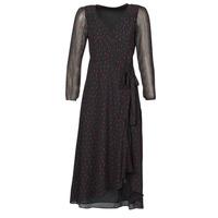 衣服 女士 长裙 Ikks BR30225 黑色