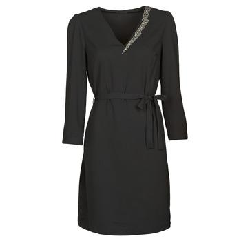 衣服 女士 短裙 Ikks BR30265 黑色