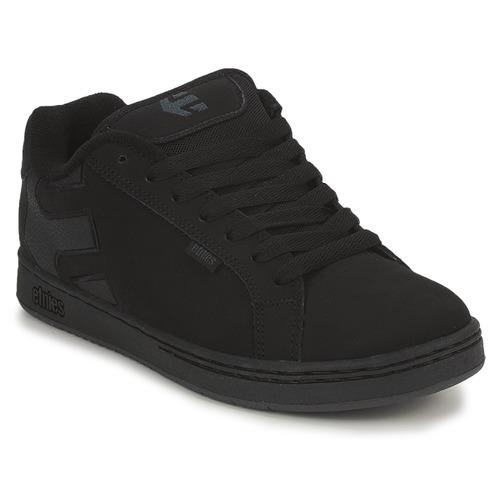 鞋子 男士 球鞋基本款 Etnies FADER 黑色