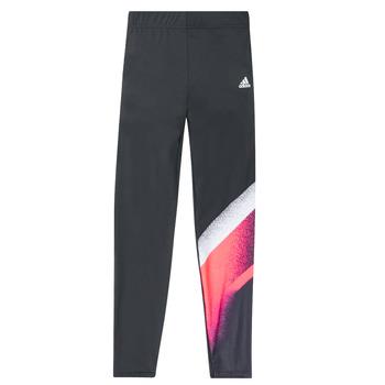衣服 女孩 紧身裤 adidas Performance 阿迪达斯运动训练 YG UC TIGHT 黑色