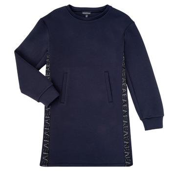 衣服 女孩 短裙 Emporio Armani 6H3A07-1JDSZ-0920 海蓝色