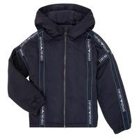 衣服 男孩 夹克 Emporio Armani 6H4BL0-1NYFZ-0920 海蓝色