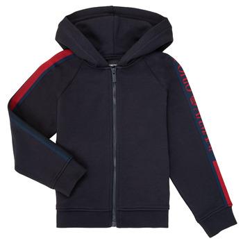 衣服 男孩 卫衣 Emporio Armani 6H4ME2-4J3BZ-0922 海蓝色