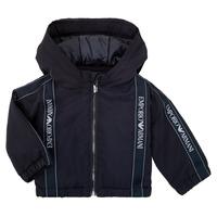 衣服 男孩 夹克 Emporio Armani 6HHBL0-1NYFZ-0920 海蓝色