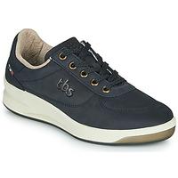 鞋子 女士 球鞋基本款 TBS BRANDY 海蓝色