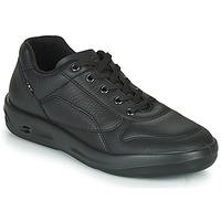 鞋子 男士 球鞋基本款 TBS ALBANA 黑色