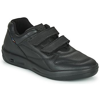 鞋子 男士 球鞋基本款 TBS ARCHER 黑色