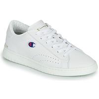 鞋子 女士 球鞋基本款 Champion COURT CLUB PATCH 白色 / 米色