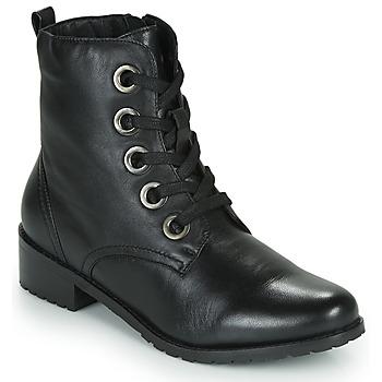 鞋子 女士 短筒靴 Ravel MARTI 黑色