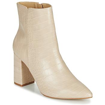鞋子 女士 短靴 Ravel SORIANO 米色