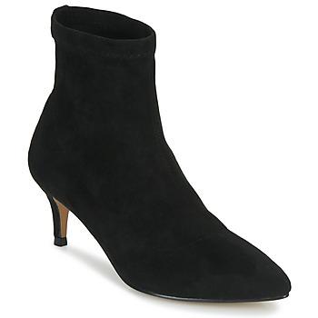 鞋子 女士 短靴 Ravel MADRUGA 黑色