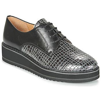 鞋子 女士 德比 KARSTON ORPLOU 黑色 / 灰色