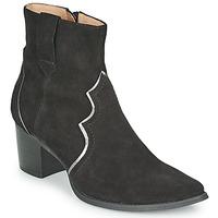 鞋子 女士 短靴 KARSTON APLAX 黑色