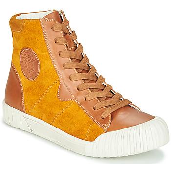 鞋子 女士 高帮鞋 KARSTON OMSTAR 驼色