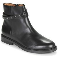 鞋子 女士 短筒靴 KARSTON OVMI 黑色