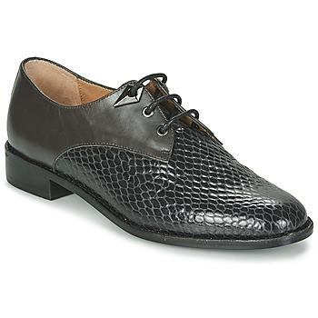 鞋子 女士 德比 KARSTON VENDREDI 黑色