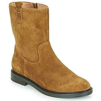 鞋子 女士 短筒靴 KARSTON OVRIN 棕色