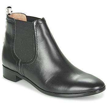 鞋子 女士 短筒靴 KARSTON JOLICO 黑色