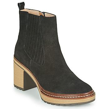 鞋子 女士 短靴 KARSTON GRANI 黑色