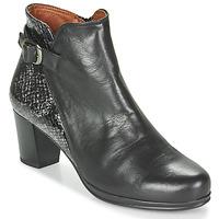 鞋子 女士 短靴 KARSTON TUCKO 黑色