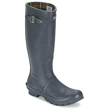 鞋子 男士 雨靴 Barbour BEDE 海蓝色