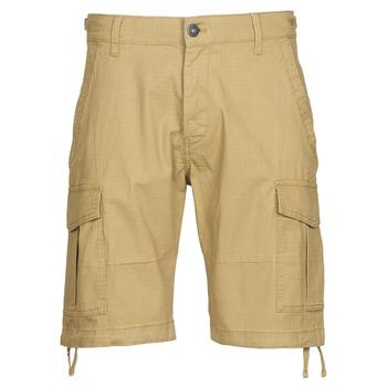 衣服 男士 短裤&百慕大短裤 Jack & Jones 杰克琼斯 JJIALFA 驼色