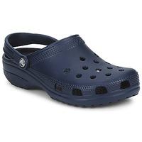 鞋子 洞洞鞋/圆头拖鞋 crocs 卡骆驰 CLASSIC 海蓝色