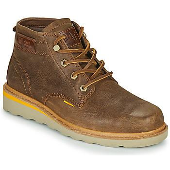 鞋子 男士 短筒靴 Caterpillar JACKSON MID 棕色