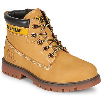 鞋子 儿童 短筒靴 Caterpillar COLORADO 棕色