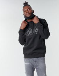 衣服 男士 卫衣 EMPORIO ARMANI EAX 6HZMFK 黑色