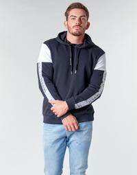 衣服 男士 卫衣 EMPORIO ARMANI EAX 6HZMFD 黑色 / 白色