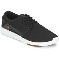 鞋子 男士 球鞋基本款 Etnies SCOUT 黑色 / 白色