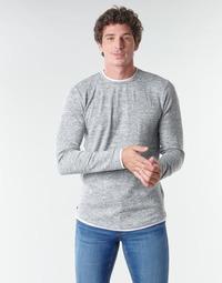衣服 男士 长袖T恤 Deeluxe MOHANSON 灰色