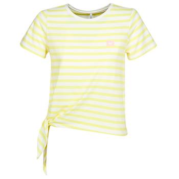 衣服 女士 短袖体恤 Only ONLBRAVE 黄色