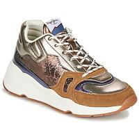 鞋子 女士 球鞋基本款 Pepe jeans HARLOW SPACE 古銅色