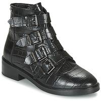 鞋子 女士 短筒靴 Pepe jeans MALDON IMAN 黑色