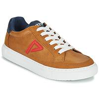 鞋子 男孩 球鞋基本款 Pepe jeans ADAM ARCHIVE 驼色