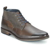 鞋子 男士 短筒靴 Casual Attitude RAGILO 灰褐色