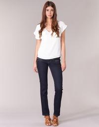 衣服 女士 直筒牛仔裤 Pepe jeans VENUS 蓝色 / M15