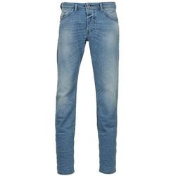 衣服 男士 直筒牛仔裤 Diesel 迪赛尔 BELHER 蓝色 / 米色